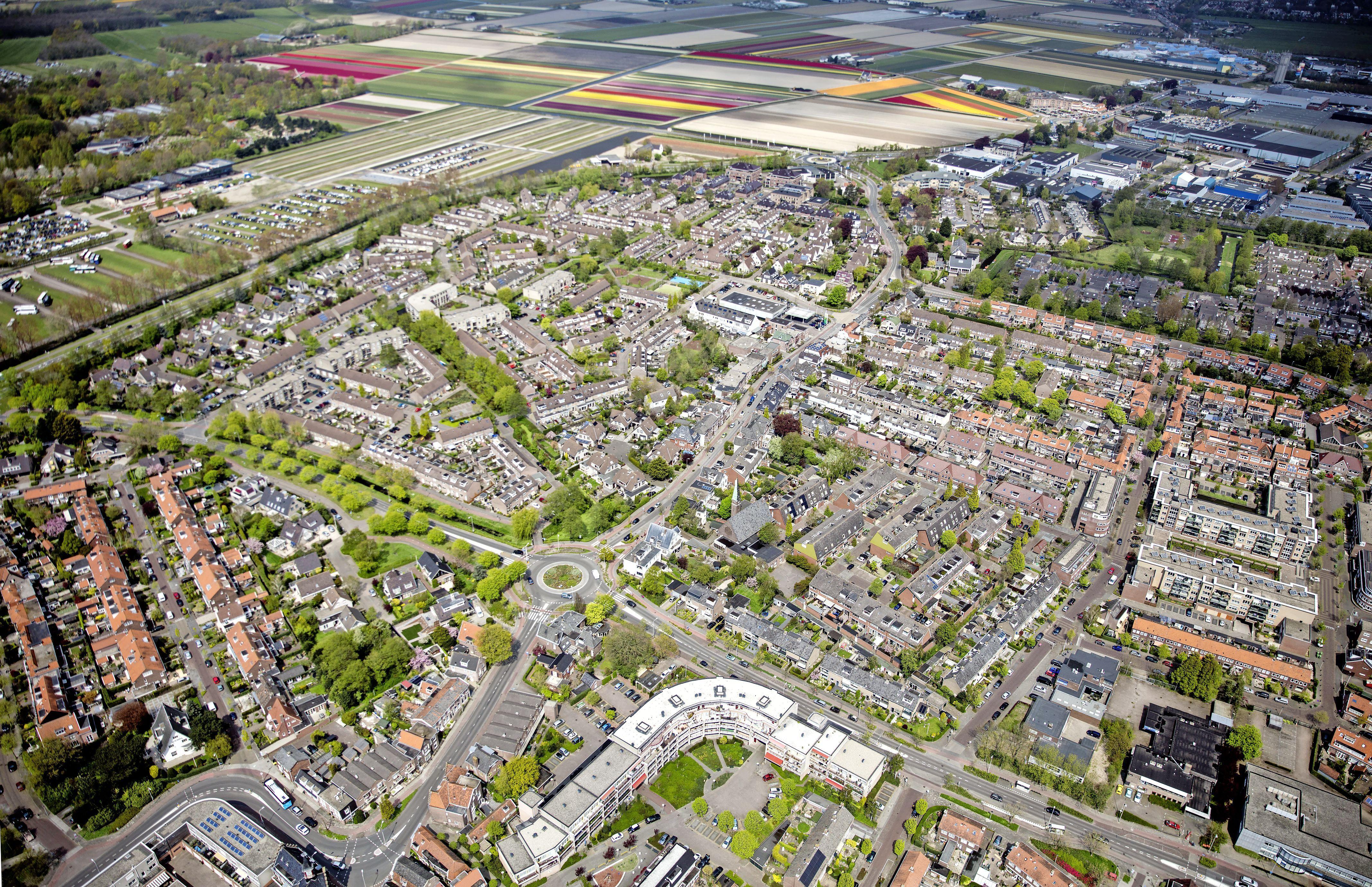 Lisse knapt omgeving Ringdijk verder op: voetbalveld verfraaid en maatregelen tegen geluidsoverlast