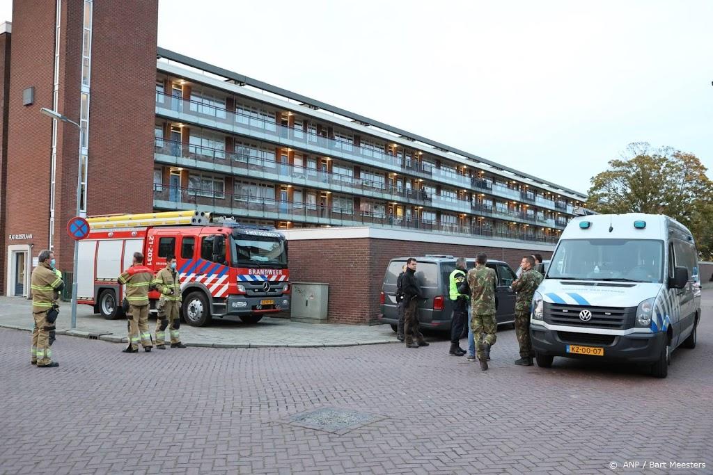Flatbewoners Den Bosch naar huis na vernietiging explosieve stof