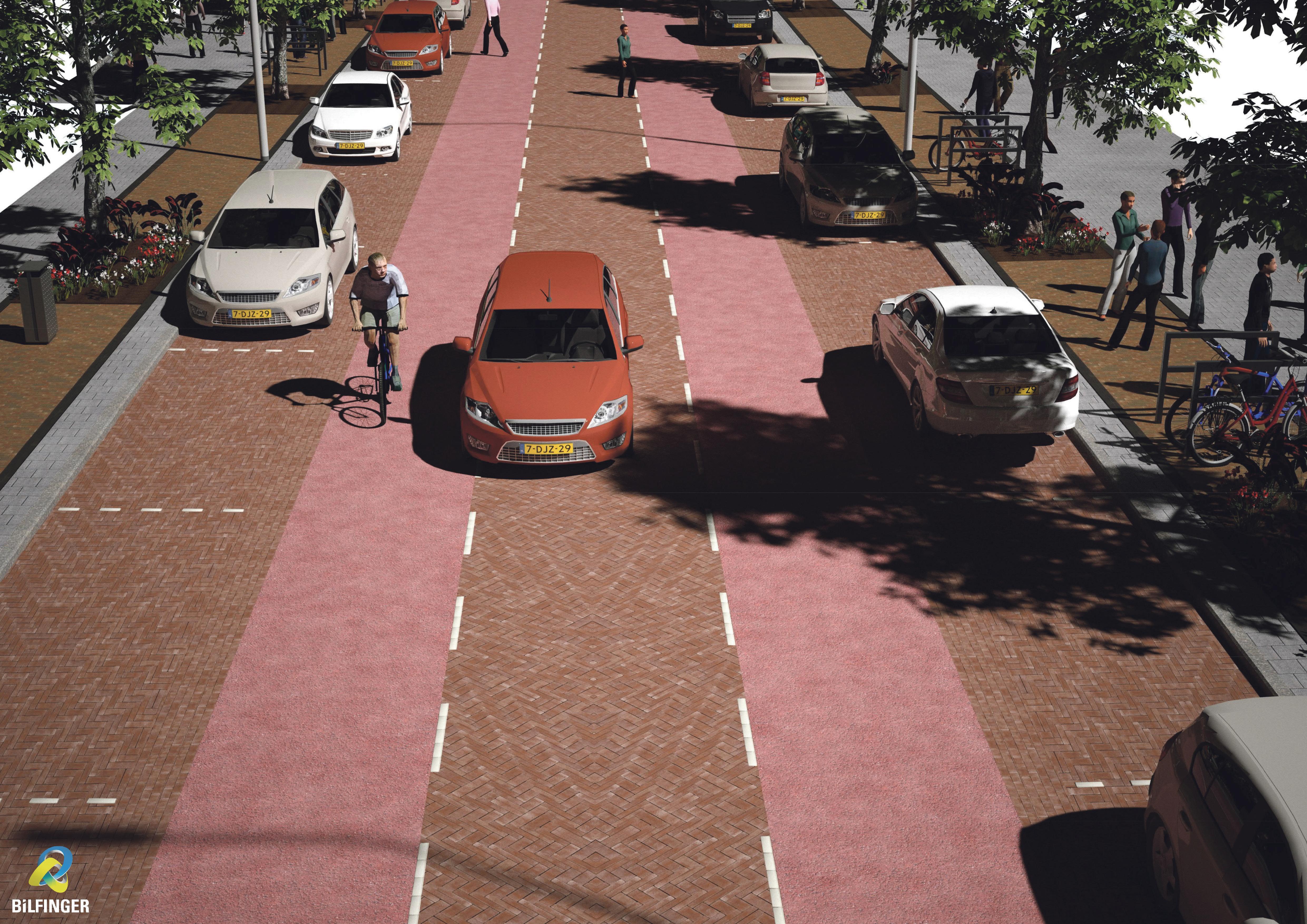 Niet meer racen over nieuwe Kennemerlaan in IJmuiden
