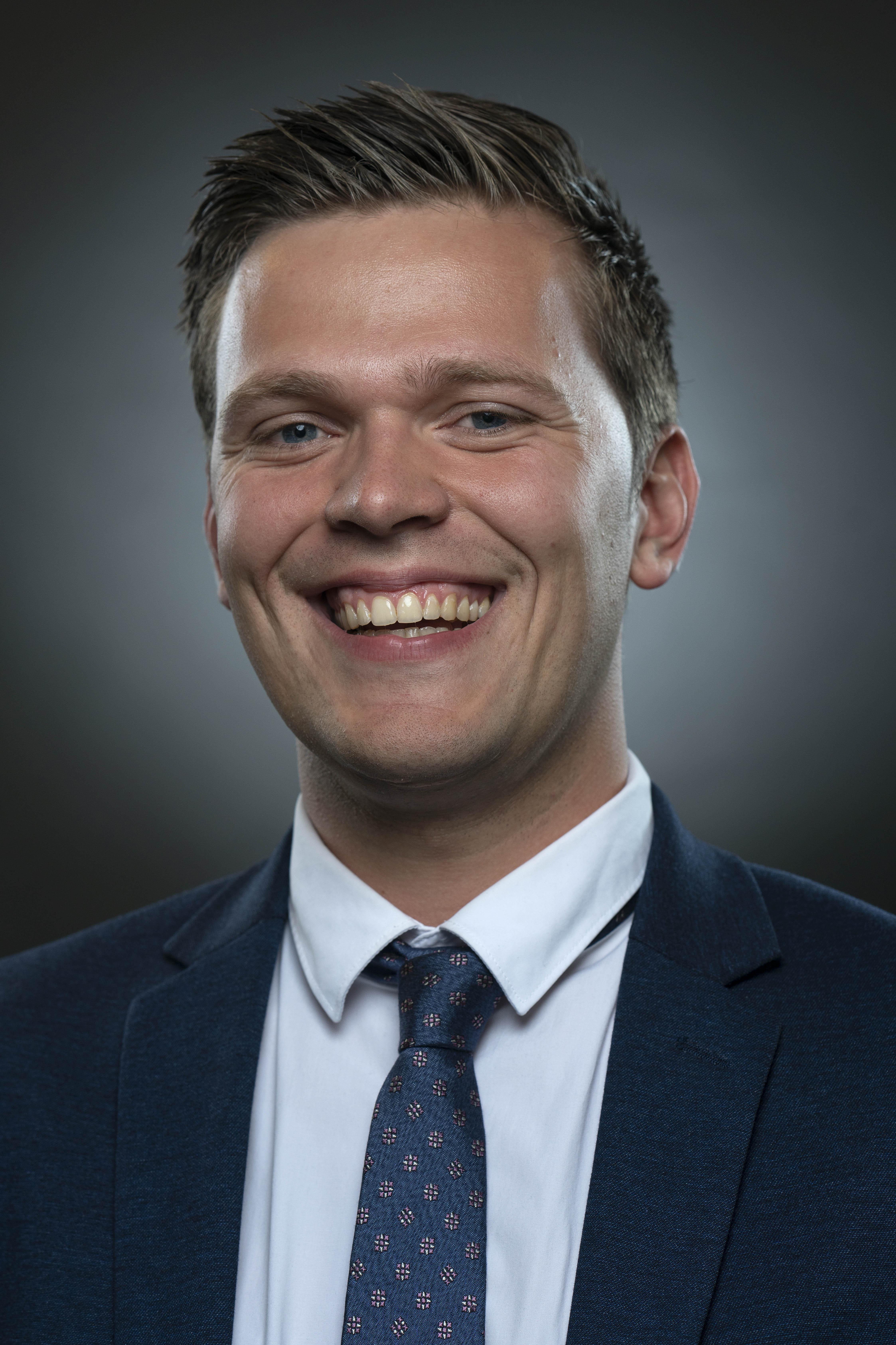 Harmen Krul (CDA Den Helder): Leeftijd is in de politiek niet belangrijk, kwaliteit wel