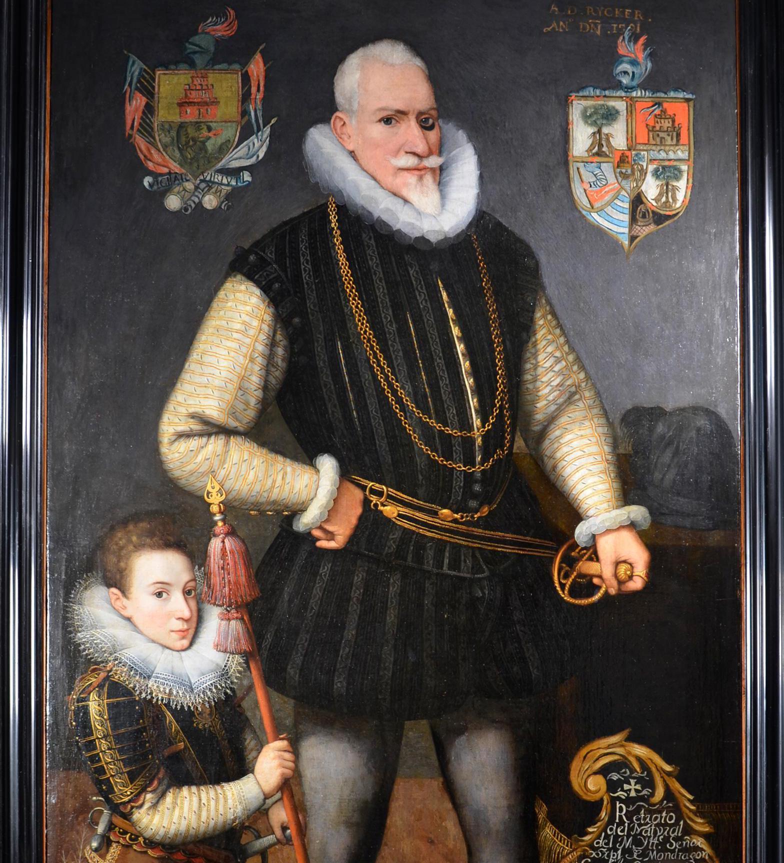 Cristóbal de Mondragón was 'de goede Spanjaard': 'Een dramatisch verhaal dat verteld zou moeten worden naast dat van het beleg van Leiden'