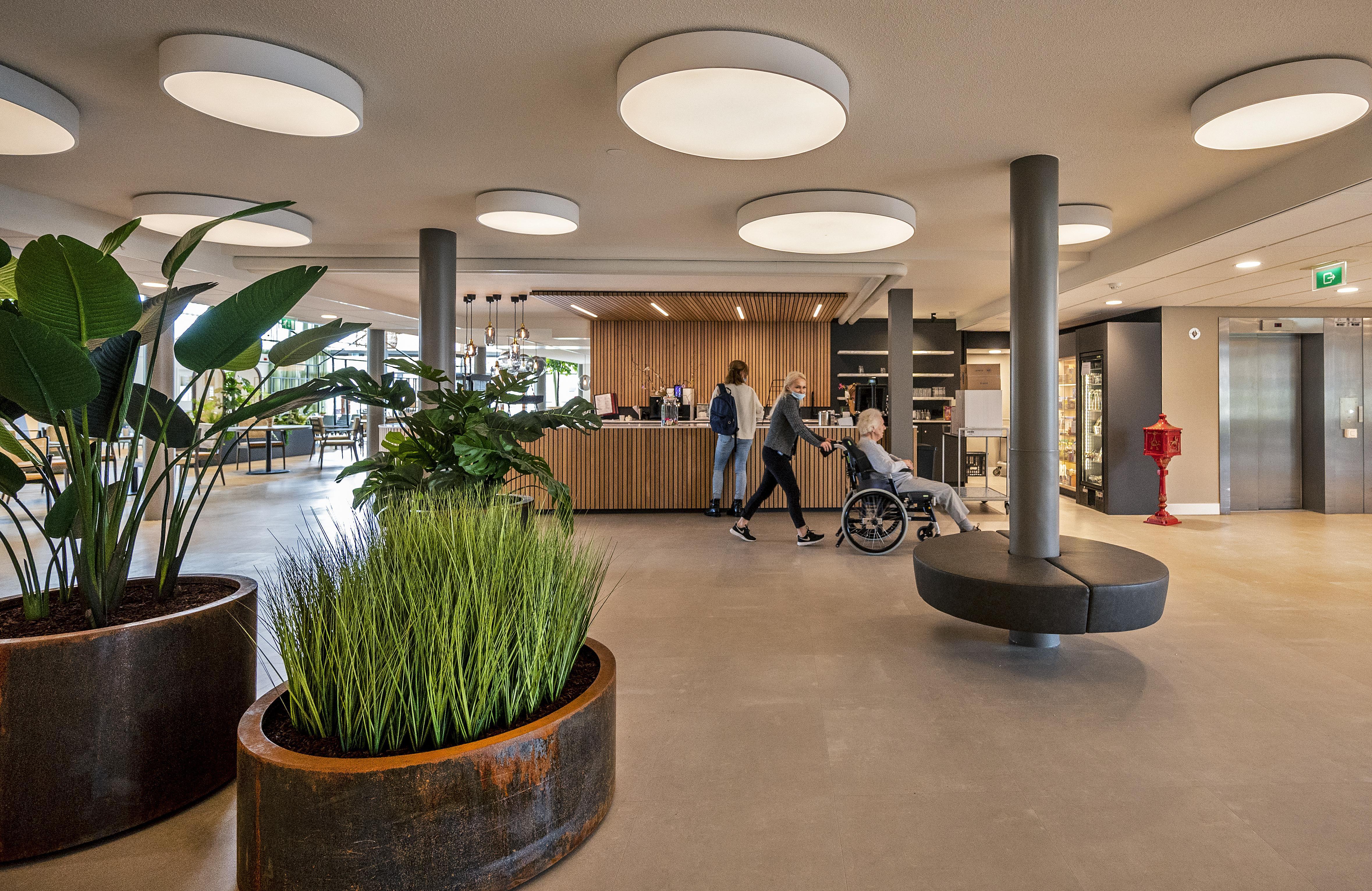 Facelift voor jubilerend Visserhuis: 'Elke verdieping is genoemd naar een IJmuidense straat'