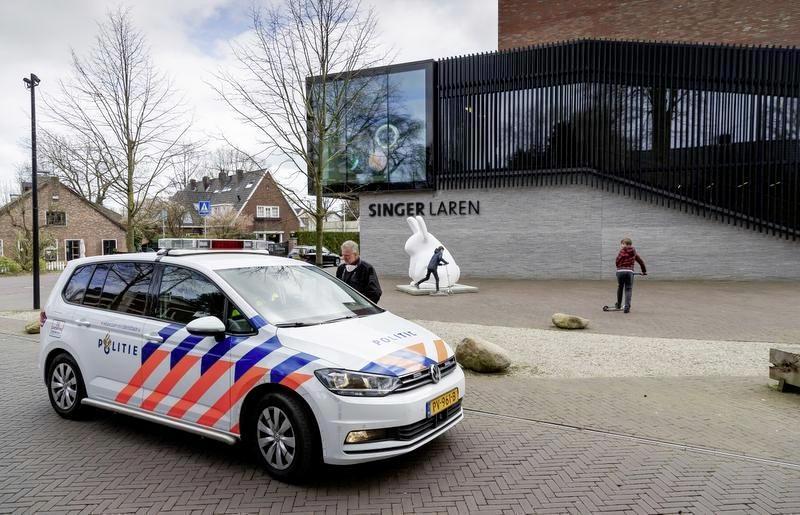 Van Gogh-rover werd maandenlang geobserveerd. Verdachte moest politie naar schilderijen leiden