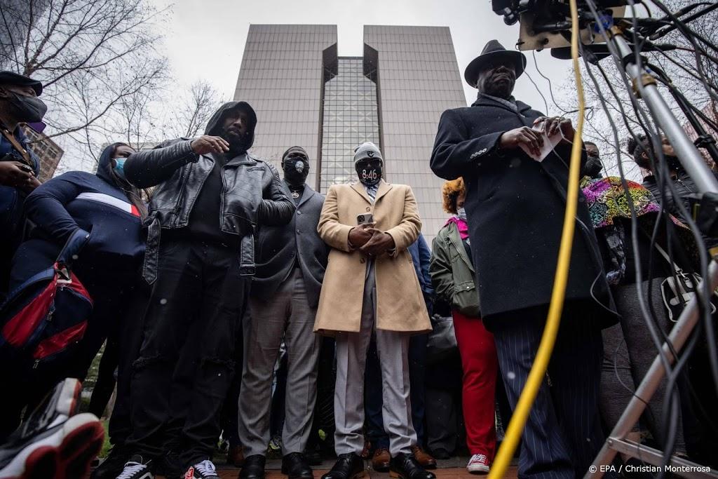 Amerikaanse agente vervolgd voor doodschieten zwarte man