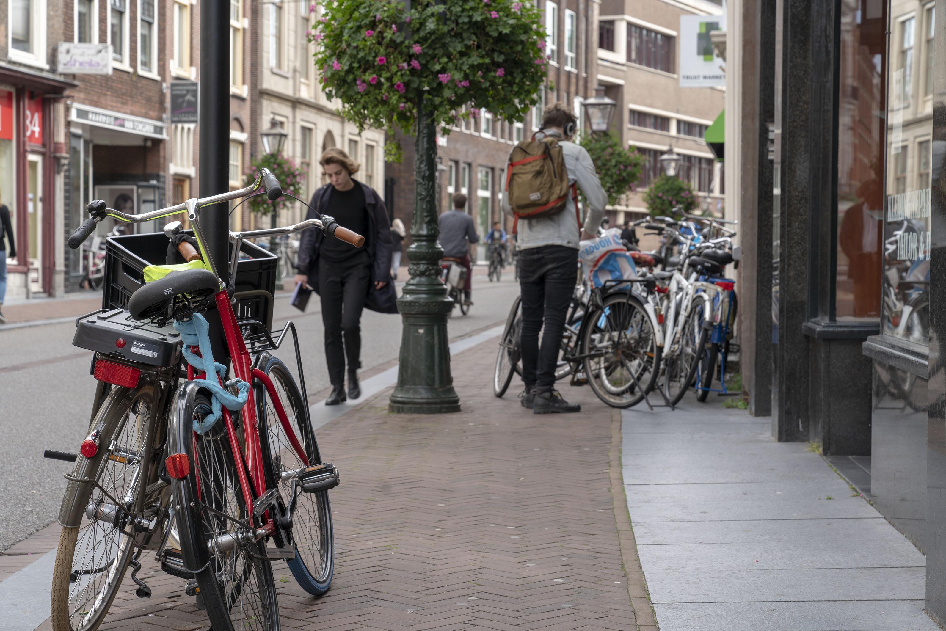 Studentenorganisatie PKvV neemt het op voor illegale huurders: 'Leidse studenten horen in binnenstad'