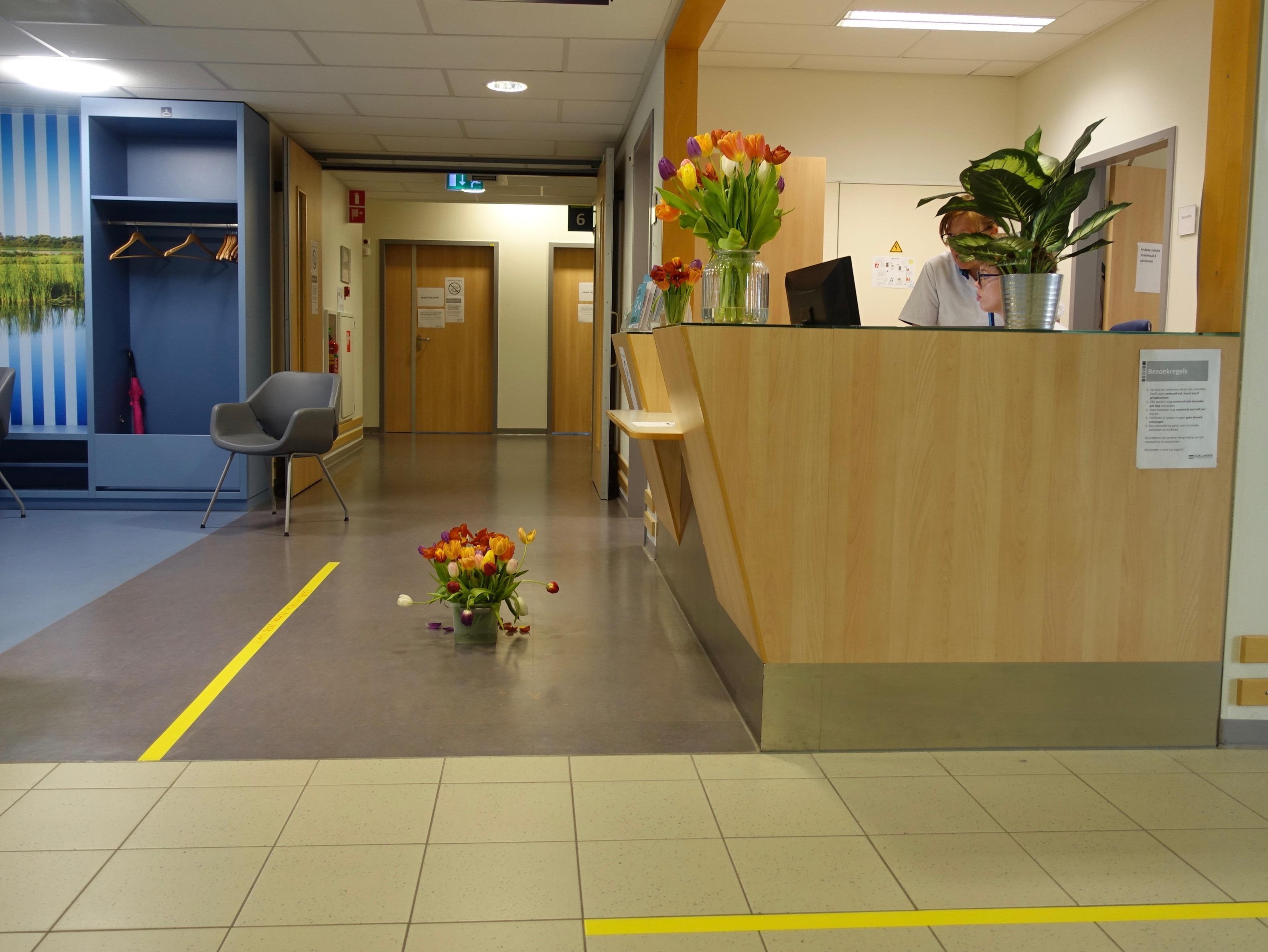 Speciale afdeling in Dijklander Ziekenhuis waar ongeneeslijke coronapatiënten kunnen sterven