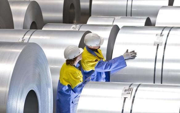 Tata Steel ziet voorzichtig herstel staalmarkt