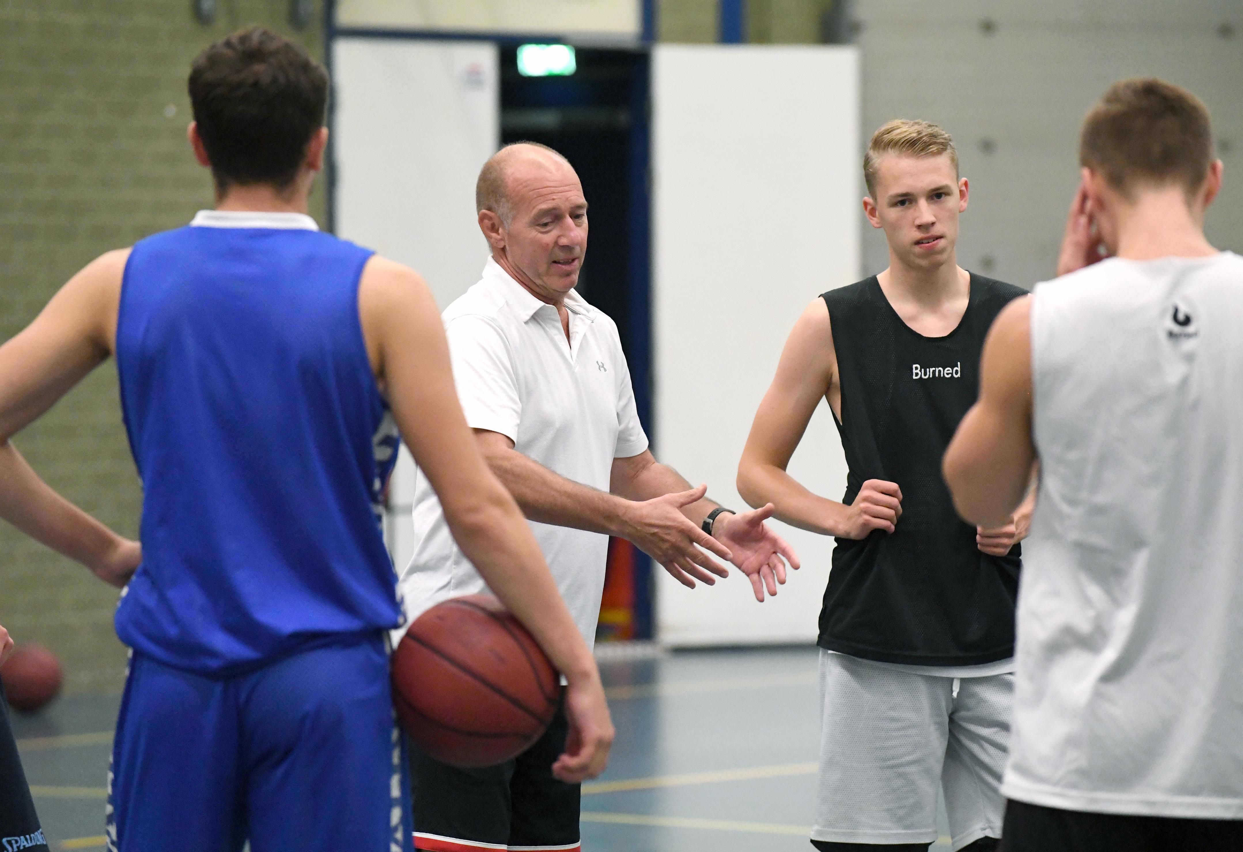 Zeemacht/Noordkop met geroutineerde coach Edwin van der Hart: 'Ik ben eruit geweest maar heb niet stil gezeten'