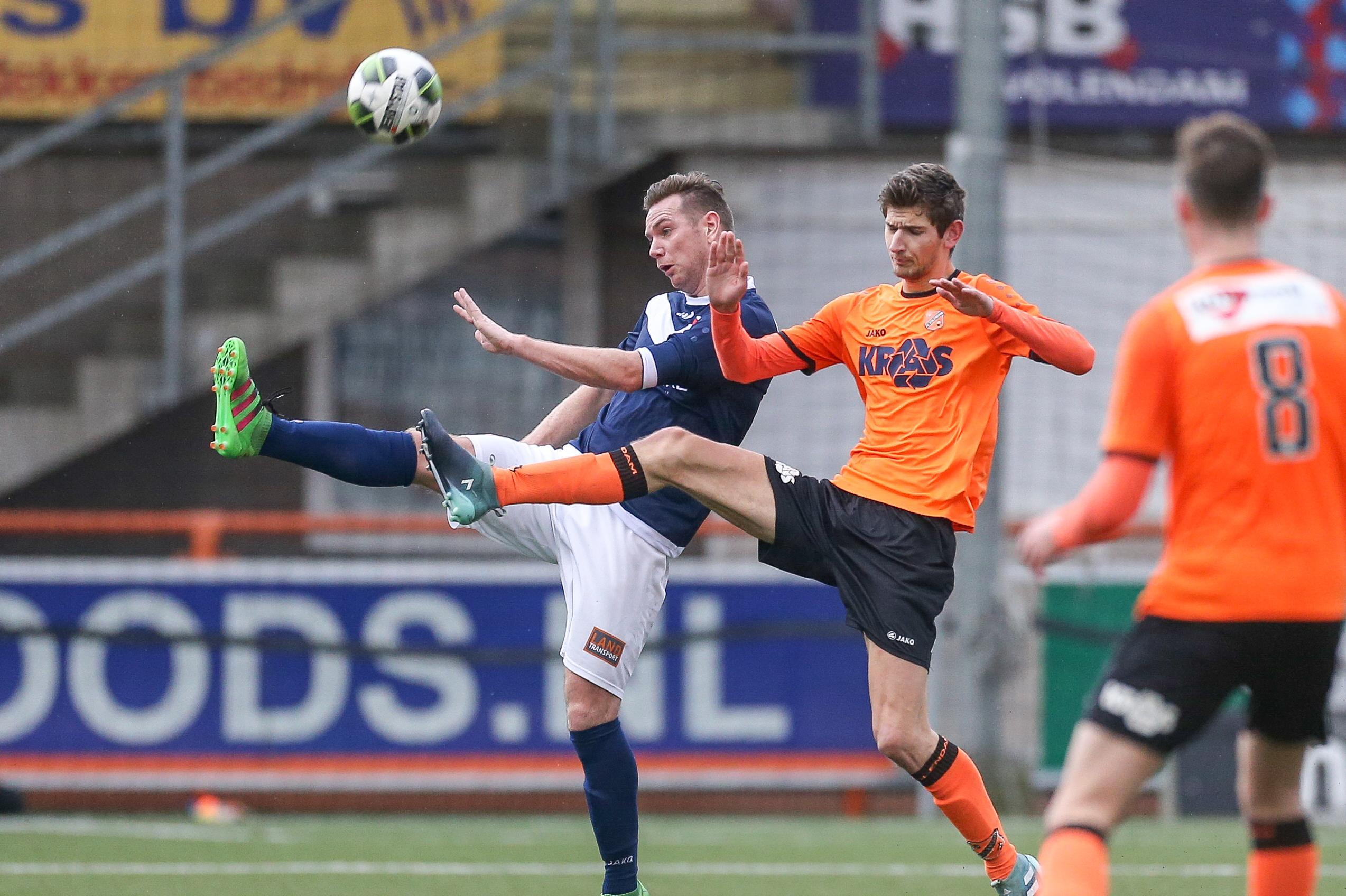 Jordy Hilterman: niet meer happy bij FC Volendam