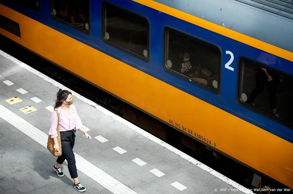 '1 op 6 reizigers verwacht na corona minder met trein te reizen'
