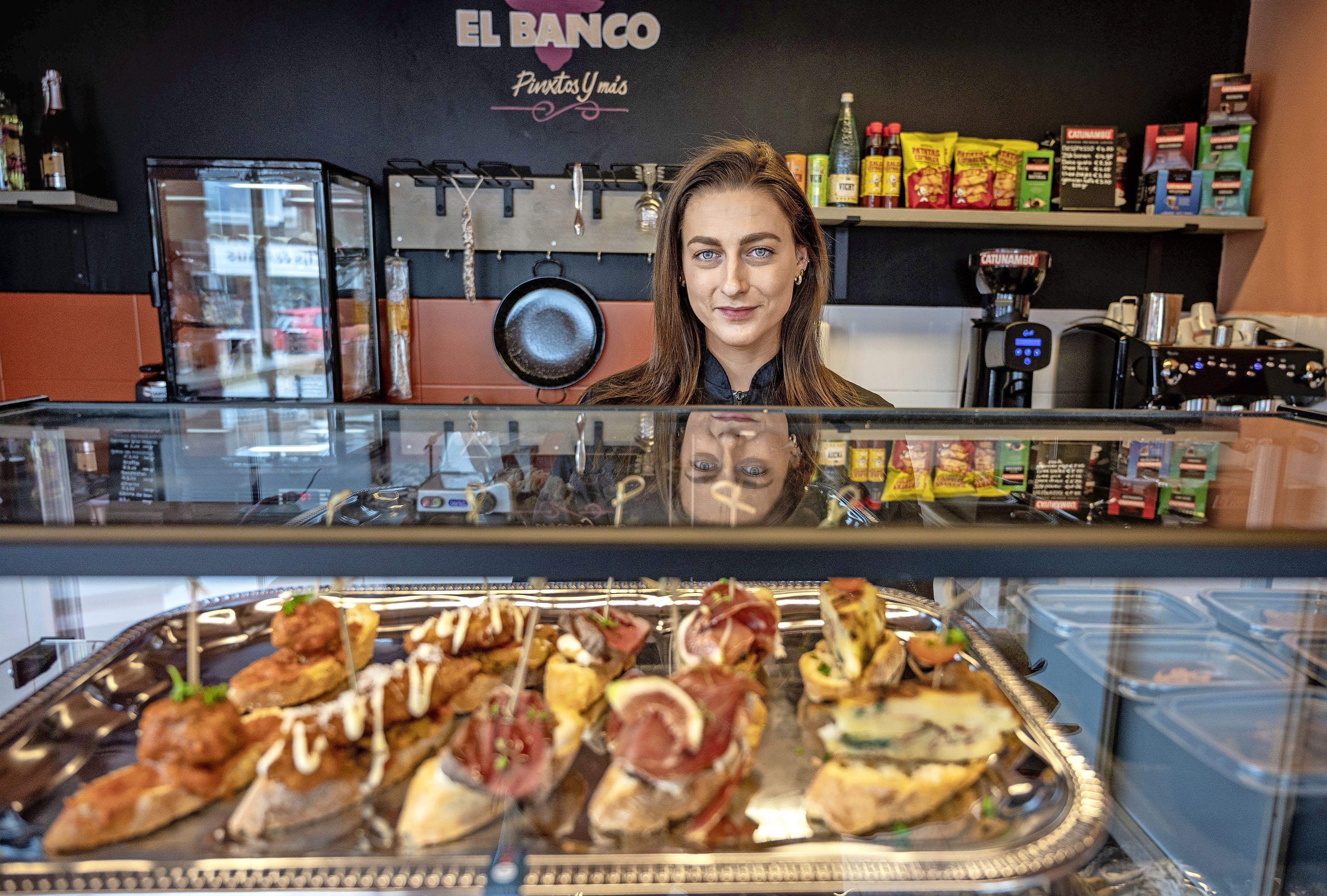 'Pinxtos Bar El Banco' in Santpoort-Noord: Spaanse hapjesbar als verlengstuk op de brasserie