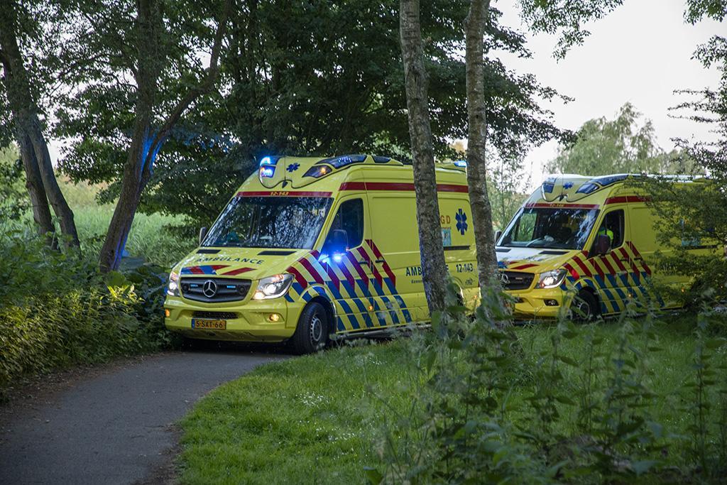 Lagere straf voor steken met tentharing bij Molenplas in Haarlem