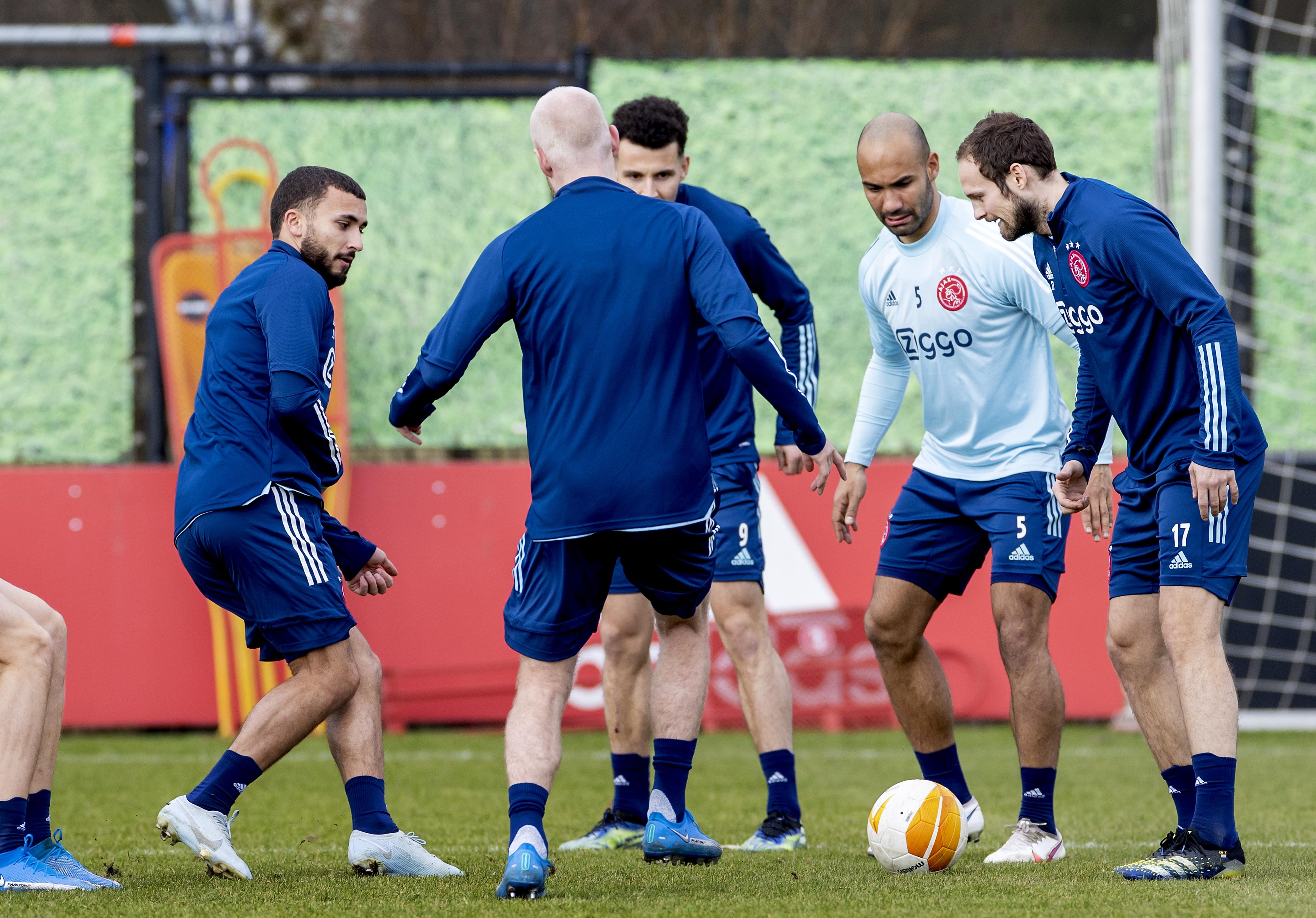Ajax wil countermachine Lille opnieuw ontregelen