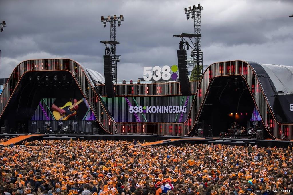 Gemeente Breda geeft geen vergunning voor 538 Oranjedag