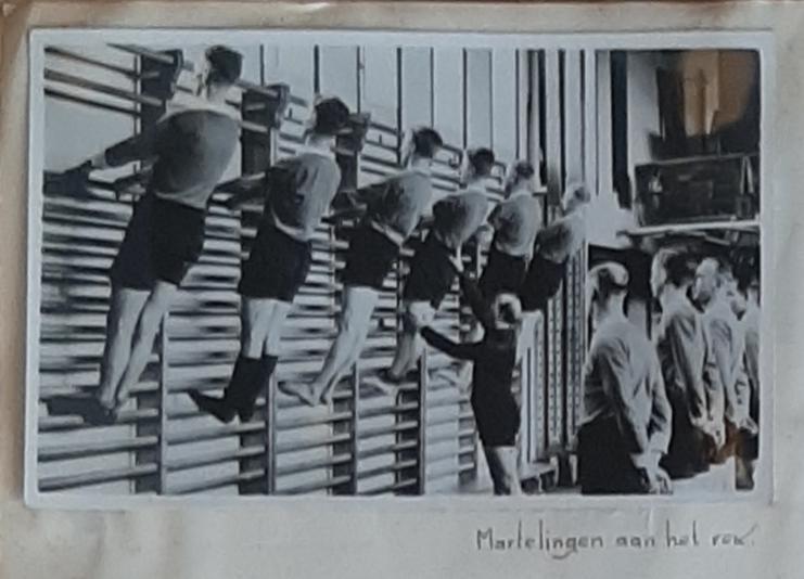 Gehandicaptensport begon 75 jaar geleden in huize Kareol