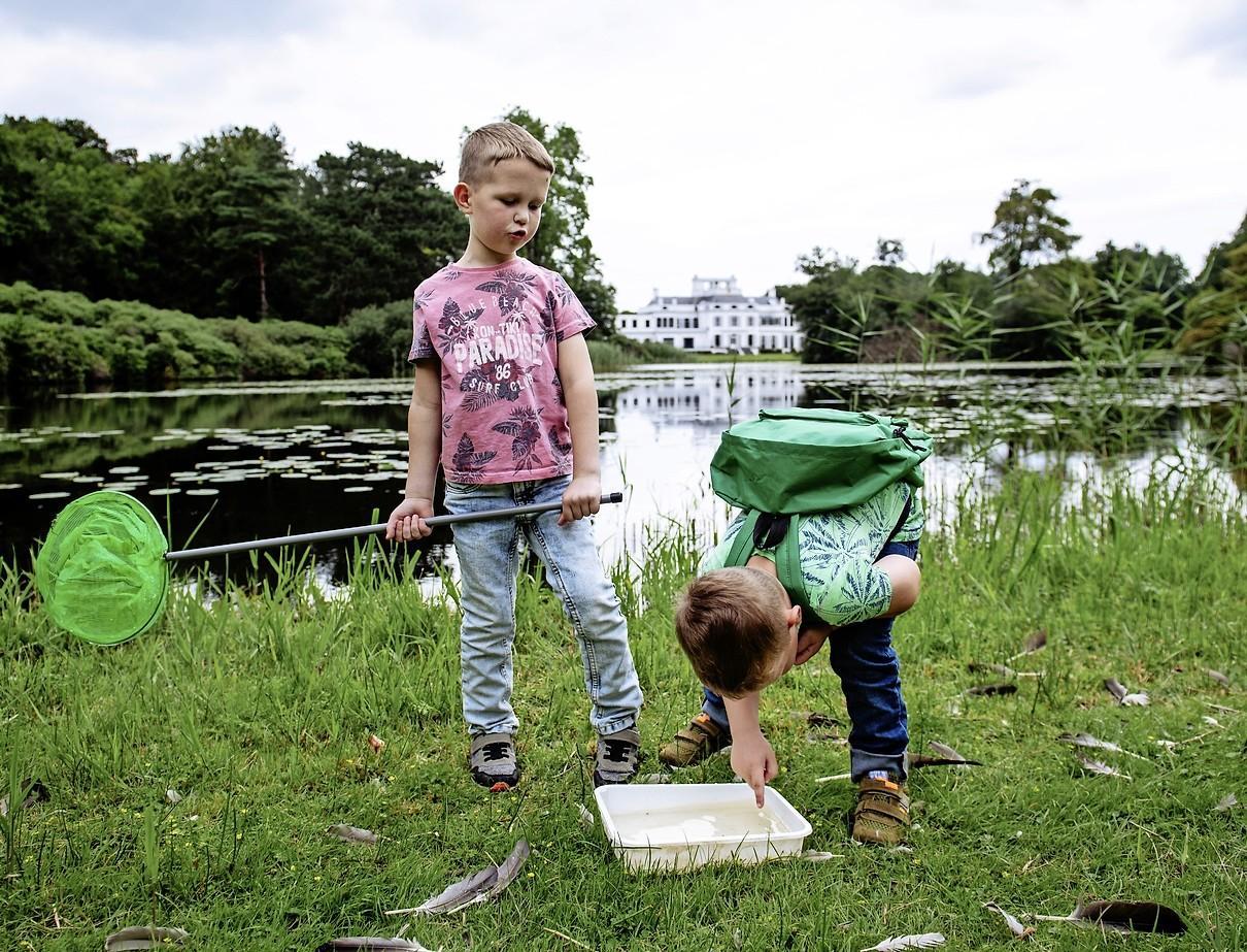 Paleis Soestdijk start een duurzame samenwerking met IVN Natuureducatie