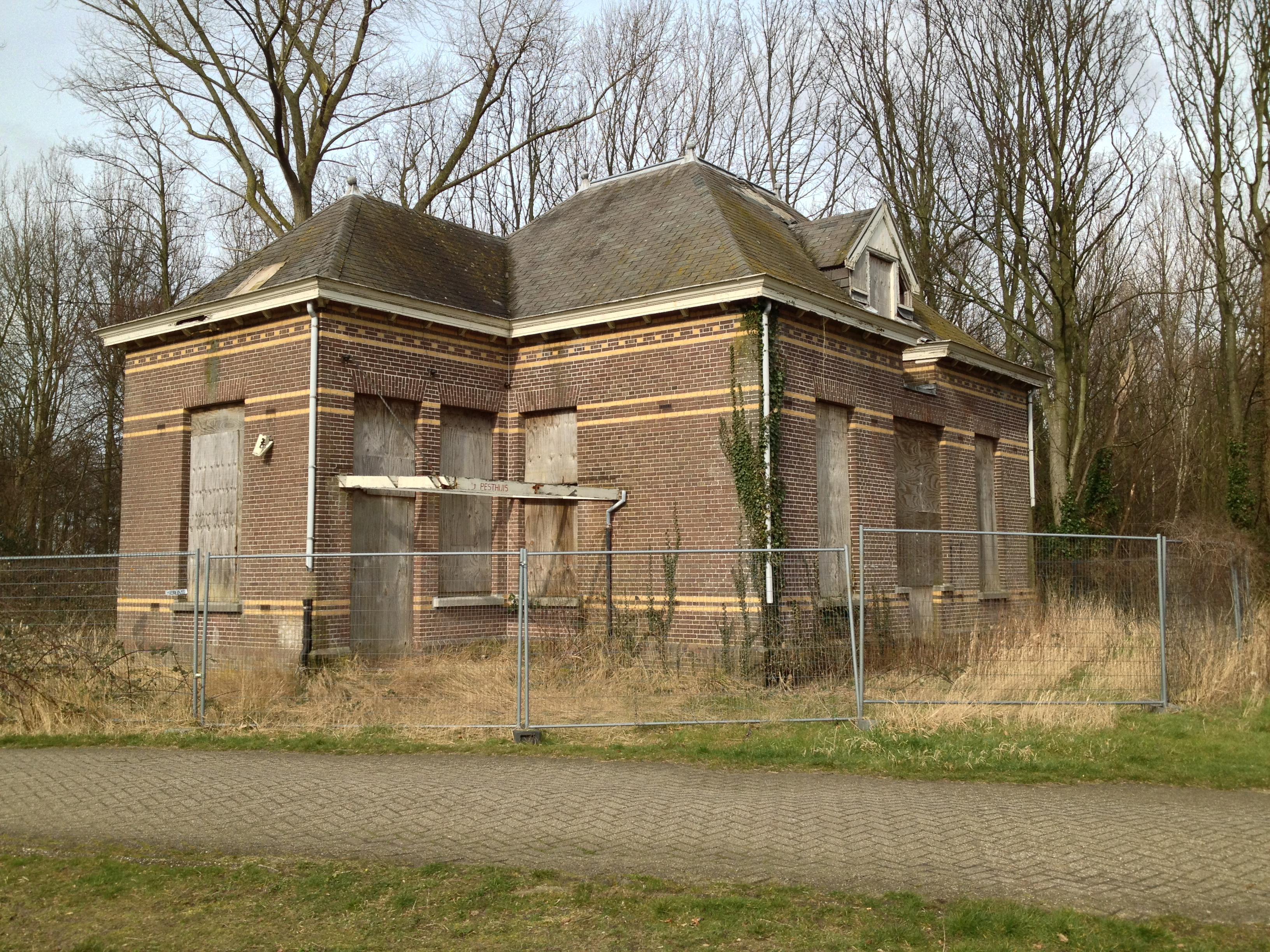 Het Pesthuis in Noordwijkerhout krijgt als gemeentelijk monument een nieuw leven