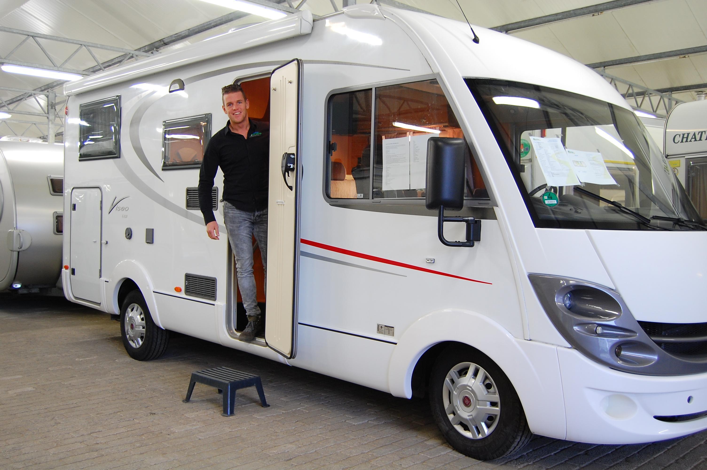 Caravan gekocht vanwege corona, maar waar laat ik hem na de vakantie? Stallingen in regio al overvol