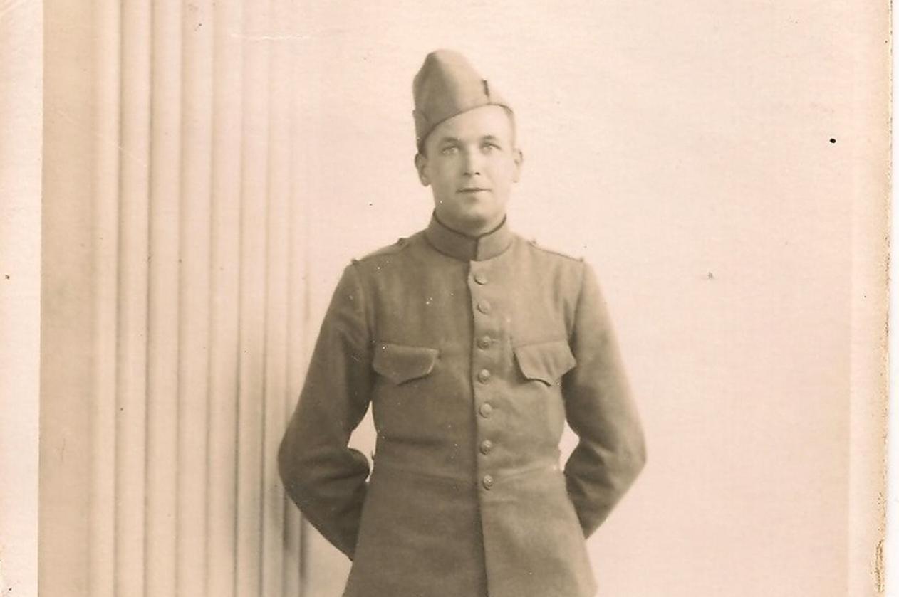 Gesneuveld op de eerste oorlogsdag