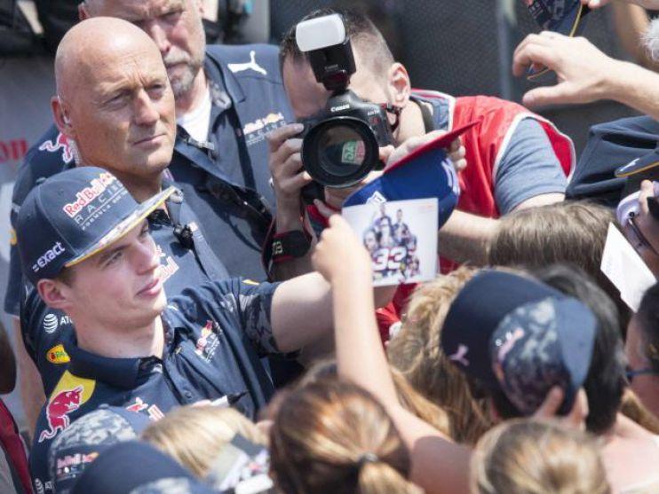 Verstappen trekt 110.000 fans naar Zandvoort [video]