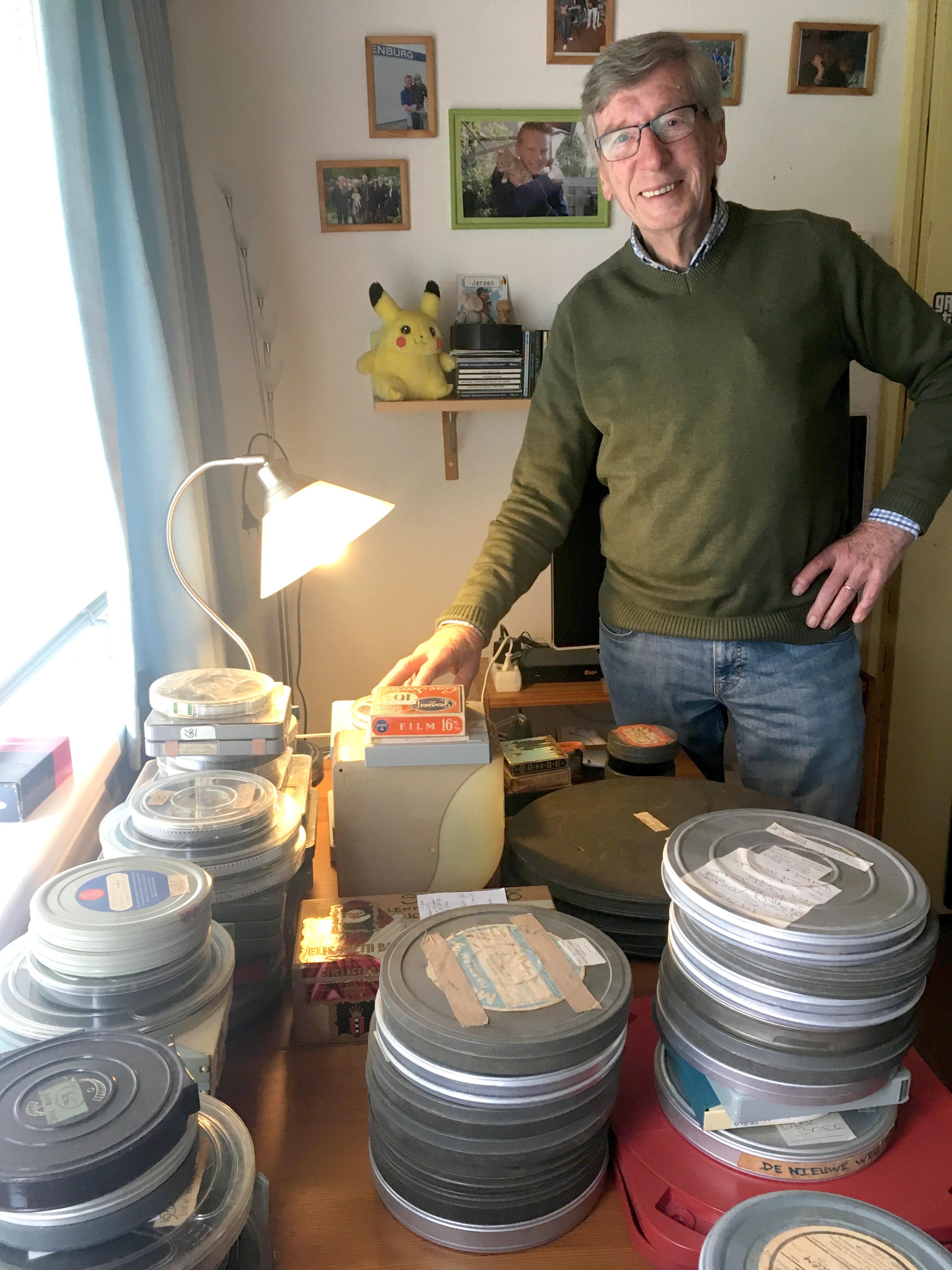 Project Haarlem op Film begint te leven: dwarsdoorsnede van een eeuw Spaarnestad