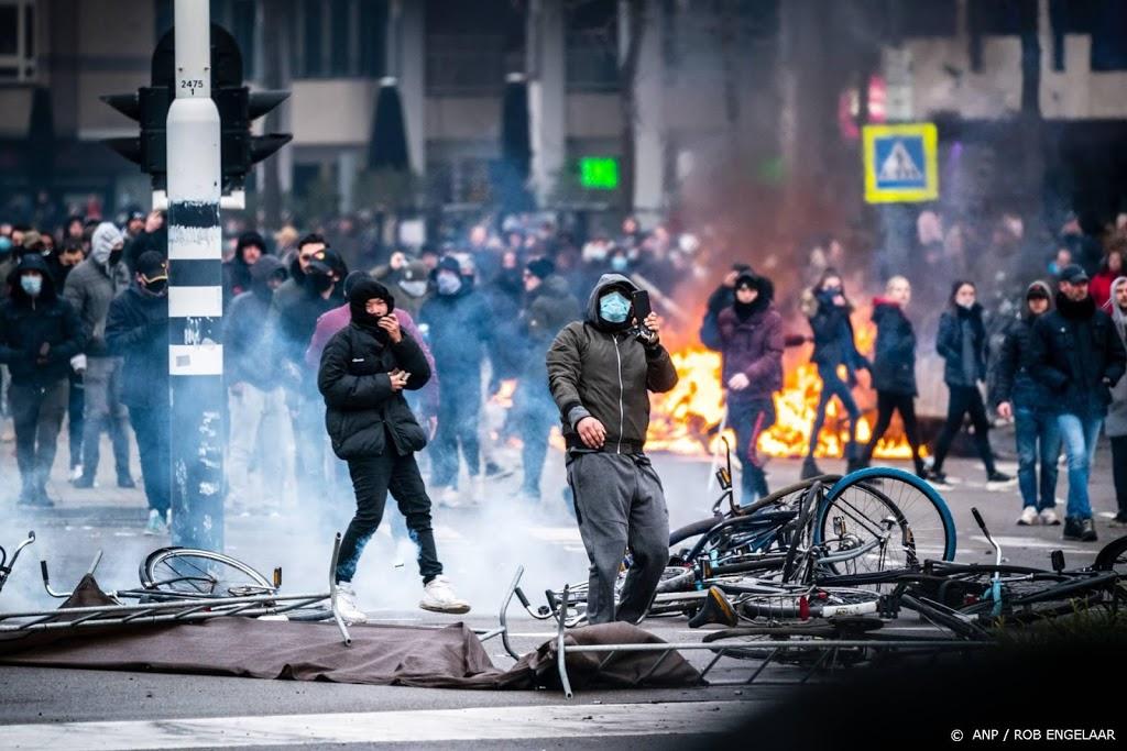 Jongste arrestant rellen Eindhoven is 14 jaar, helft zit nog vast
