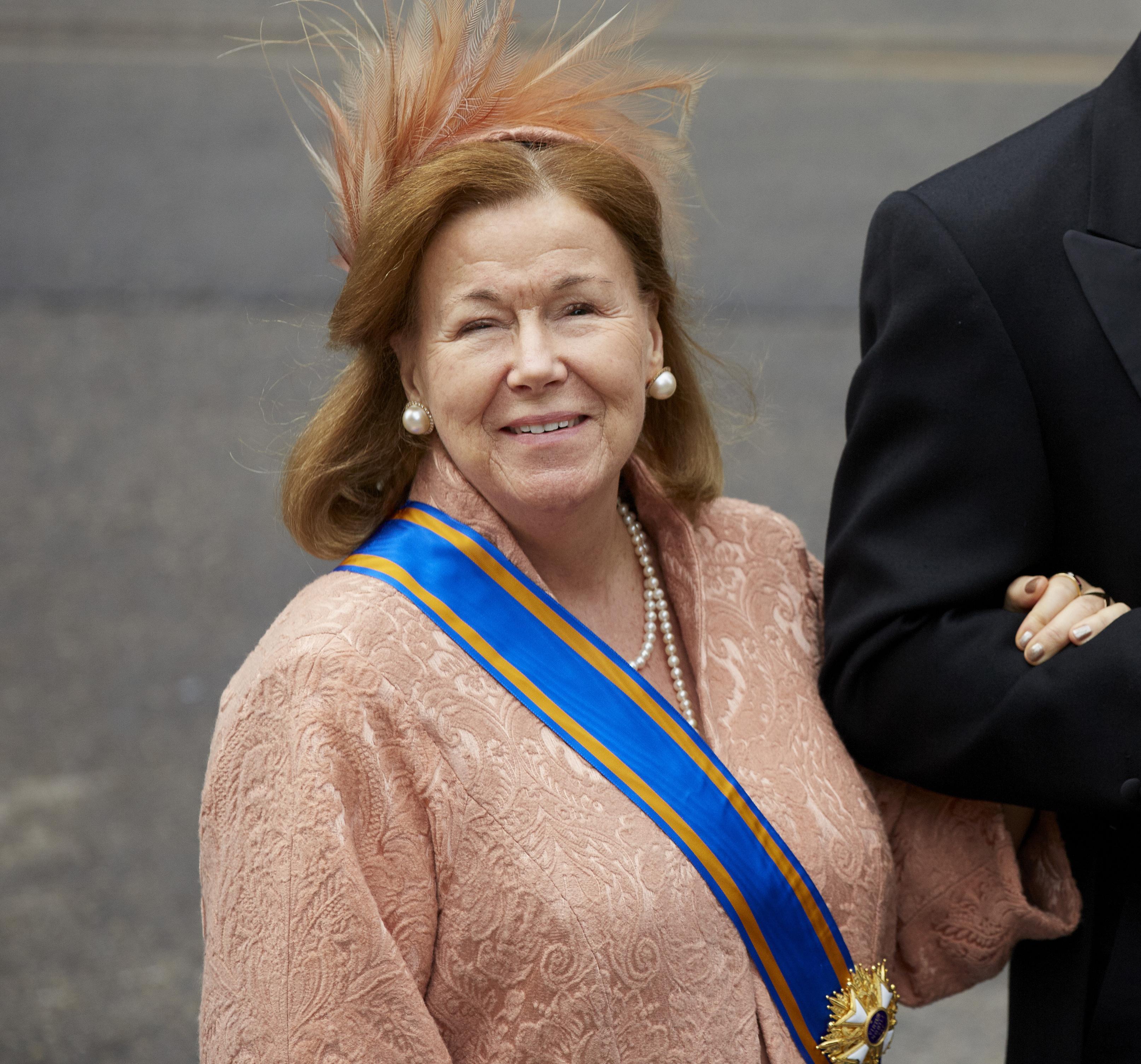 Prinses Christina (72) overleden
