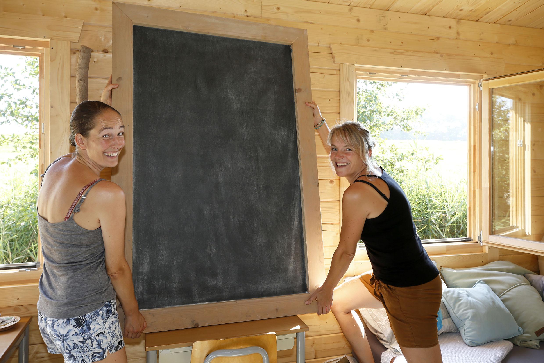 Een basisschool die naar een ander dorp verhuist: vroeger ondenkbaar, maar voor de Natuurschuur is dat anders. 'Wij onderscheiden ons door de manier van lesgeven'