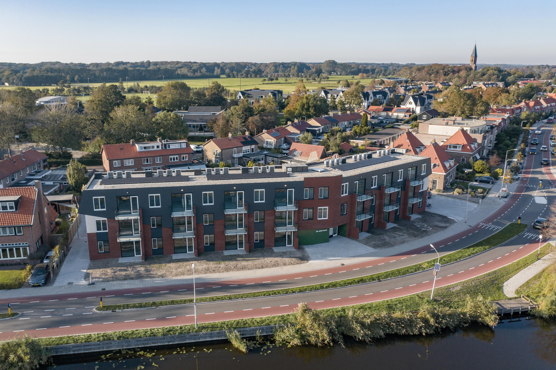 21 nieuwe appartementen in Vogelenzang