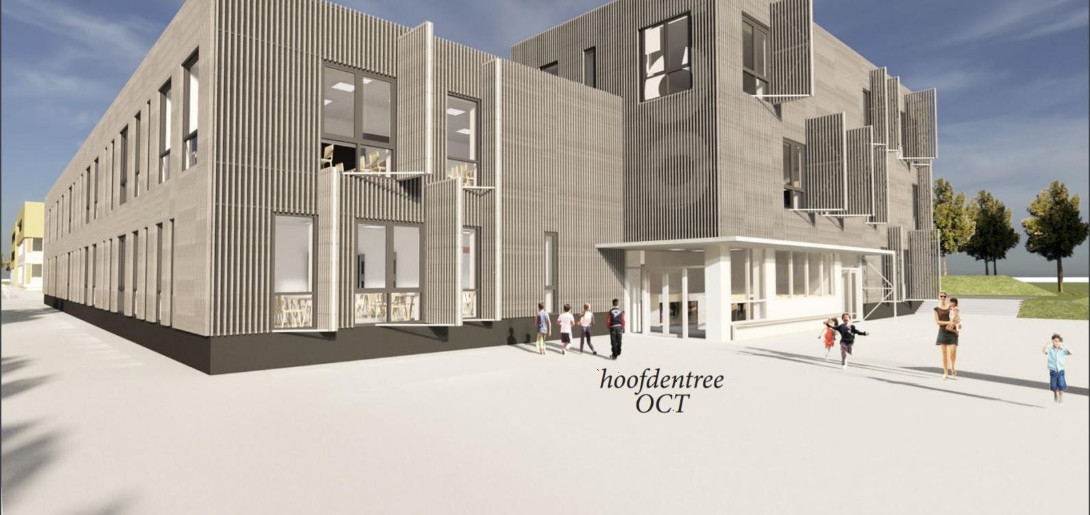 Pleidooi voor spelen op de ijsbaan en sportvelden bij Texels onderwijscentrum; 'Gebruik nou de fantastische groene buitenruimte die er is'