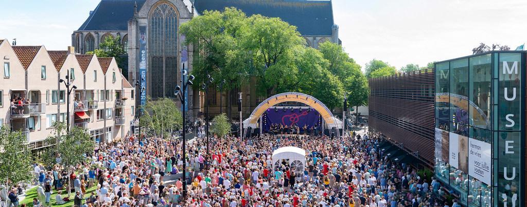 25.000 tot 27.000 bezoekers en iedere zondagmiddag vol: Zomer op het Plein stevent op nieuw record af
