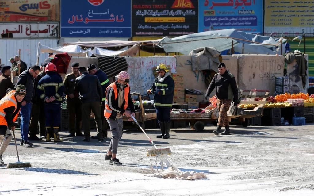 Bagdad getroffen door dodelijkste aanslagen in drie jaar