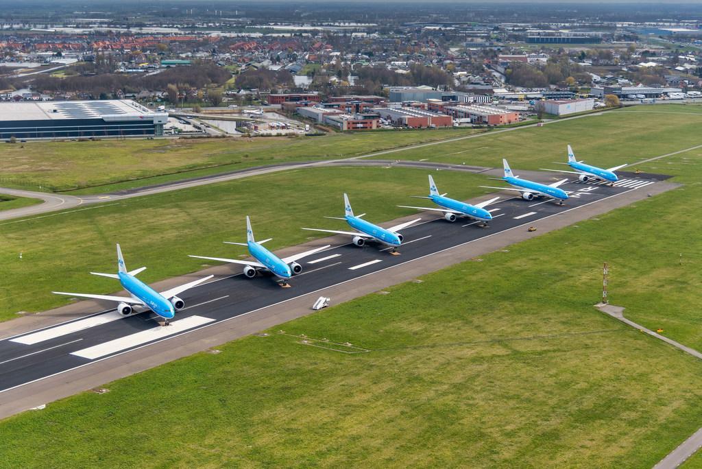 Schiphol 20,9 miljoen reizigers in 2020, een afname van 71 procent