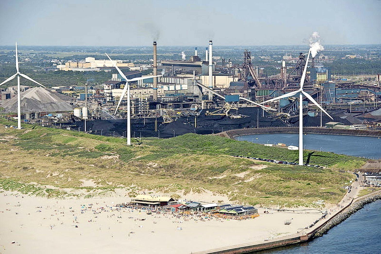 Illegale kwiklozingen op gemeenteriool Velsen door Tata Steel