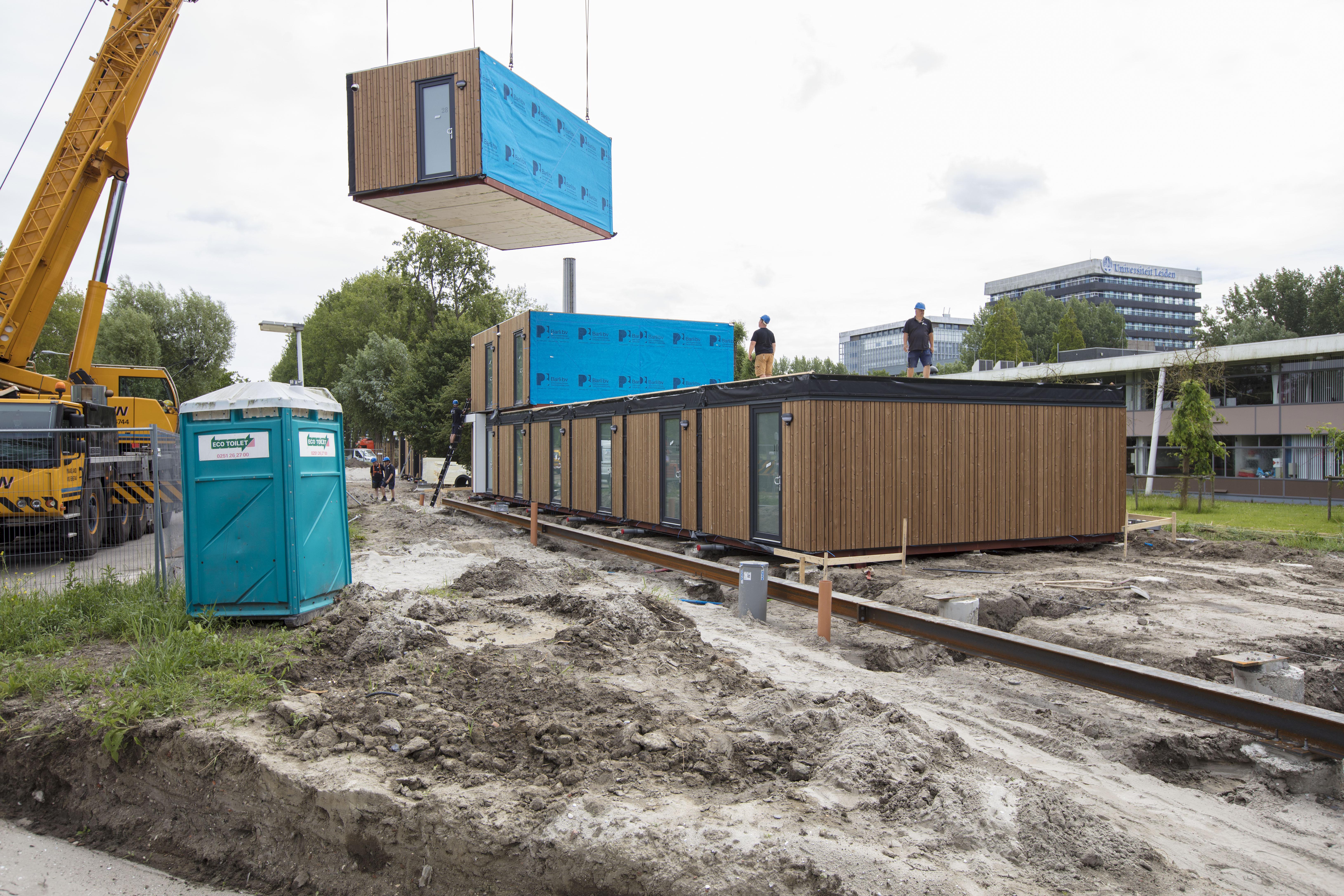 Geheimhouding opgeheven: 80 flexwoningen voor statushouders, jongeren en gescheiden ouders komen in Castricum en Akersloot