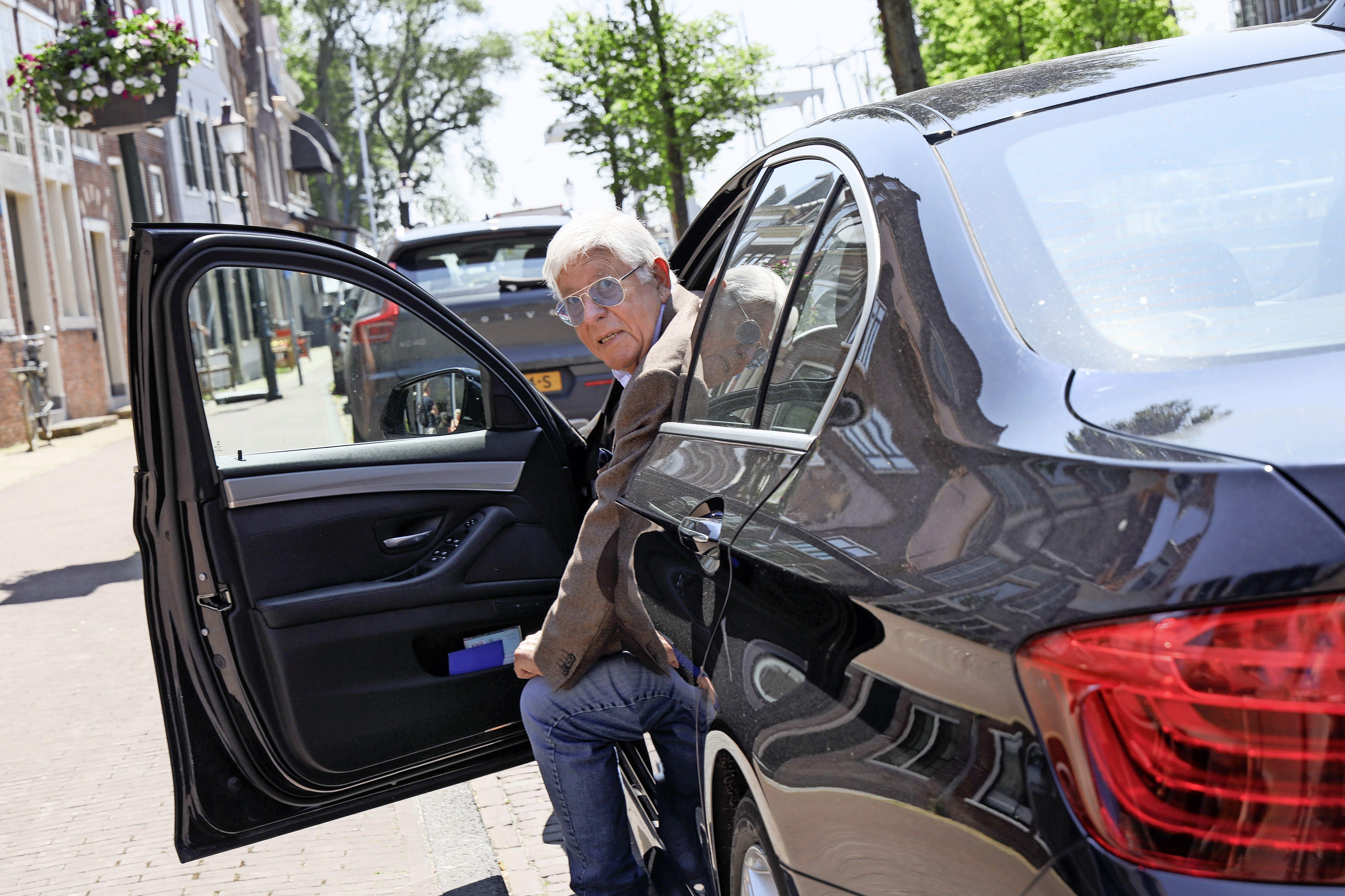 Blaricummer Hendrik Baay vocht drie jaar lang tevergeefs tegen een verkeersboete in Hoorn, tot aan de Hoge Raad aan toe. De kosten zijn vertienvoudigd, maar dat was het hem waard