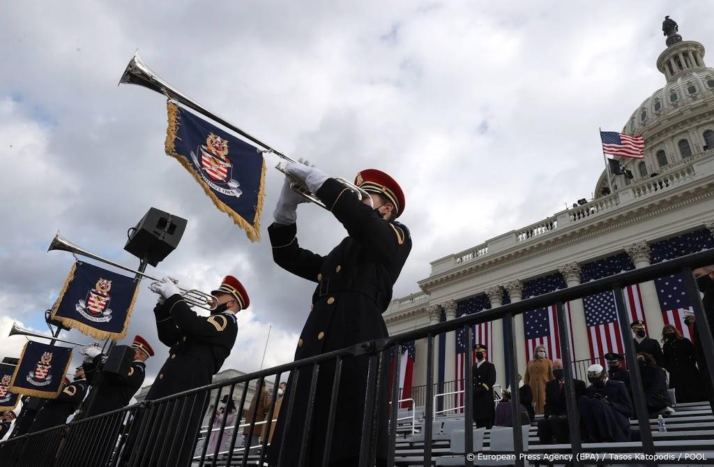 QAnon-aanhangers teleurgesteld na inauguratie Biden