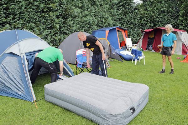 Loosdrechtse camping vol voor Gay Pride