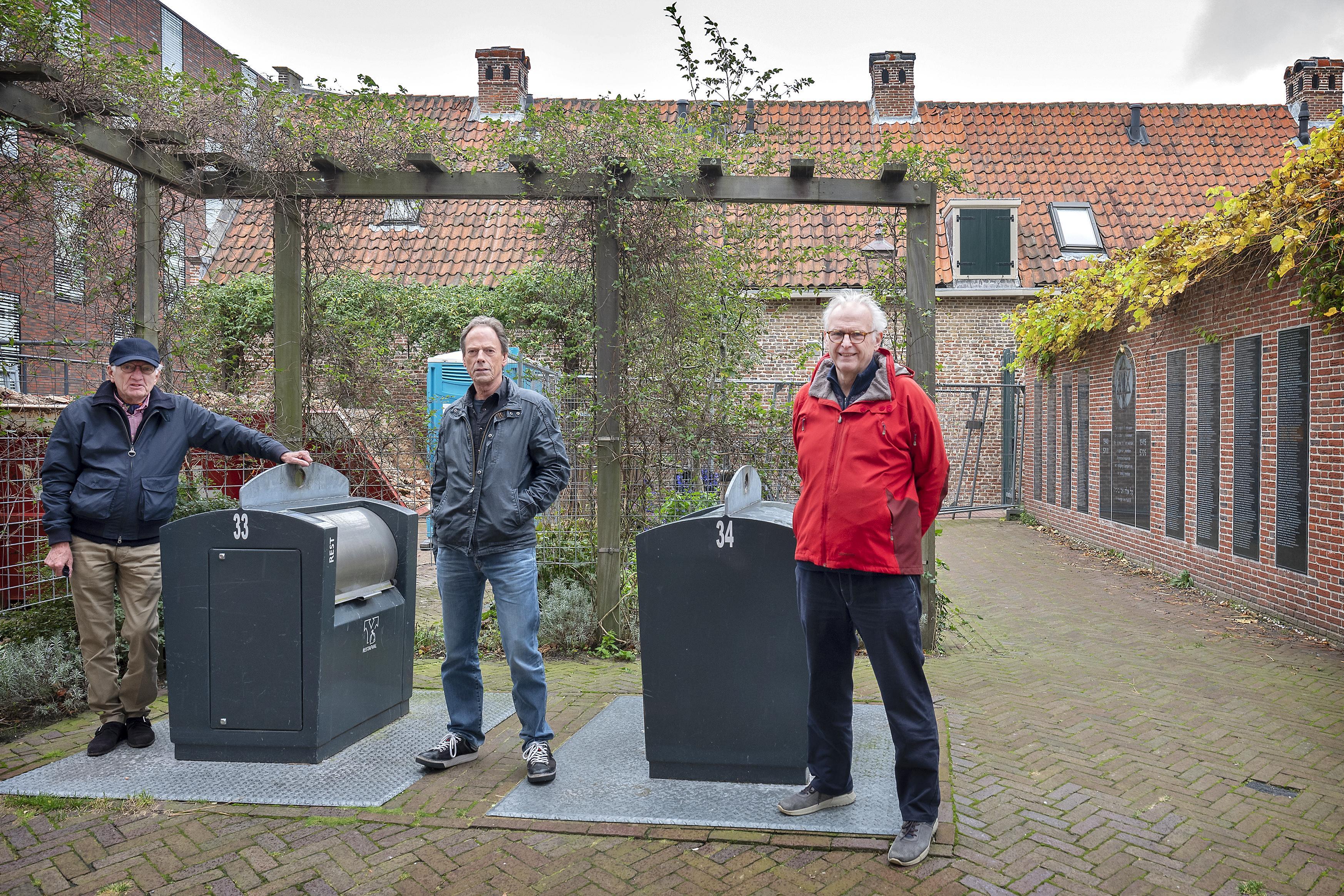 Haarlemse binnenstadbewoners strijden tegen komst extra vuilcontainers: 'We zijn gewoon afgescheept'