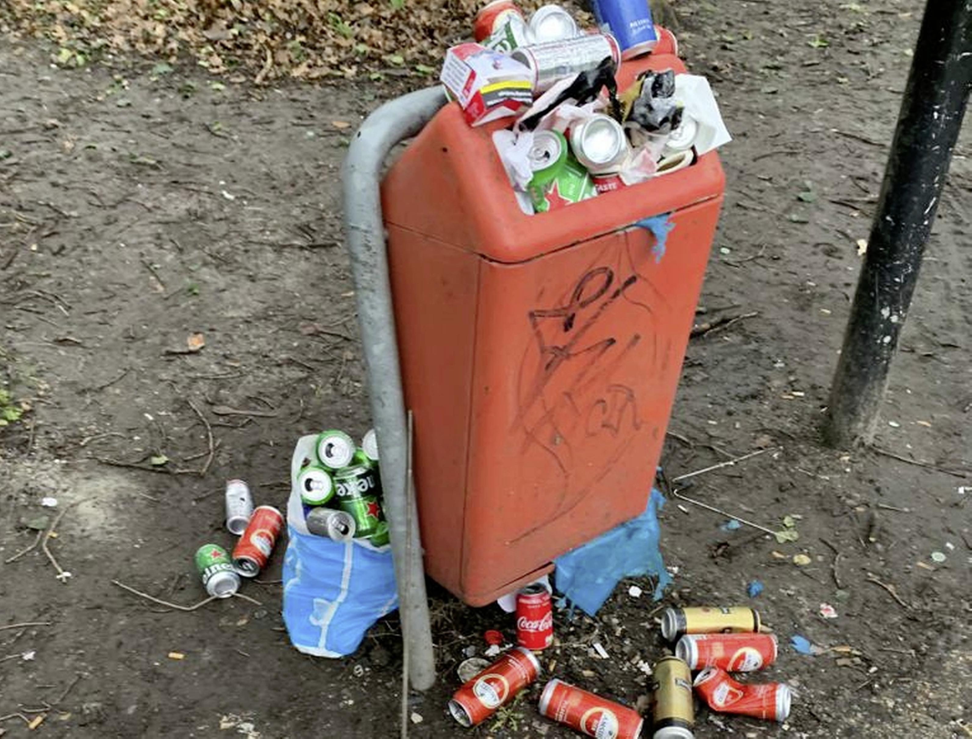 Intensieve hulp en stevig optreden moet einde maken aan overlast in Zaandams park