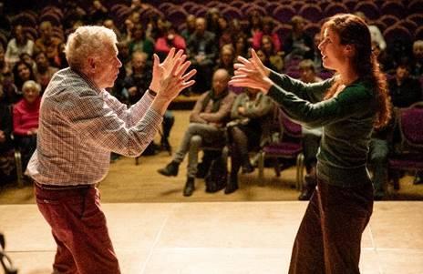 Dans en muziek voor kwetsbare ouderen
