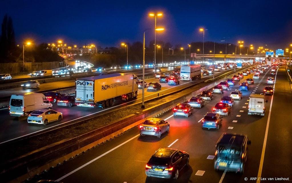 Nederlander betaalt volgend jaar 6,1 miljard euro wegenbelasting