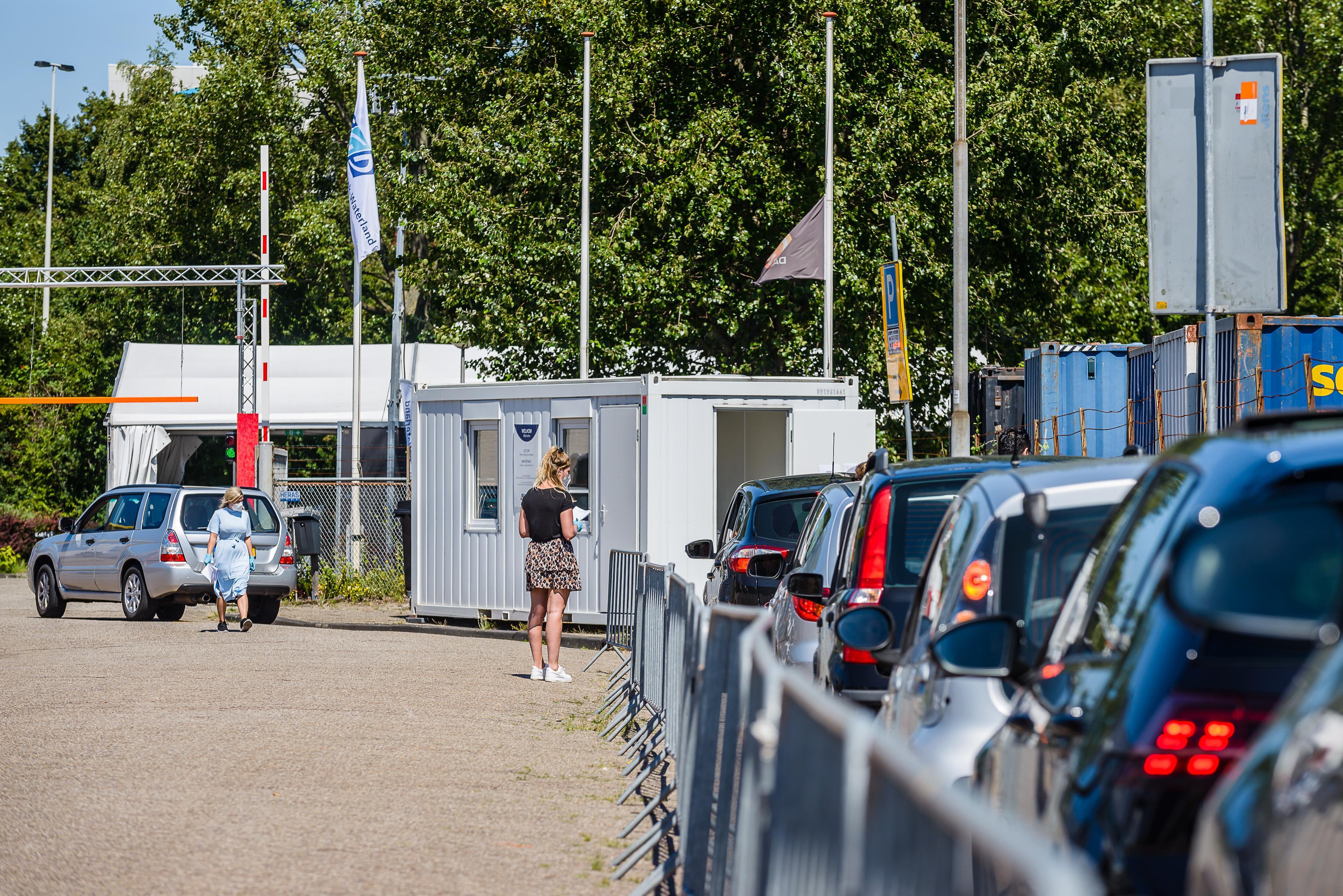 Bijna anderhalf keer meer coronabemettingen op donderdag geteld als op woensdag in Zaanstreek-Waterland; Oostzaan en Edam-Volendam hebben hetzelfde aantal nieuwe besmettingen