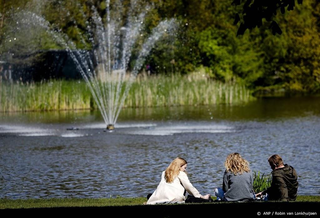 Gemeente Den Haag treft maatregelen vanwege verwacht lenteweer