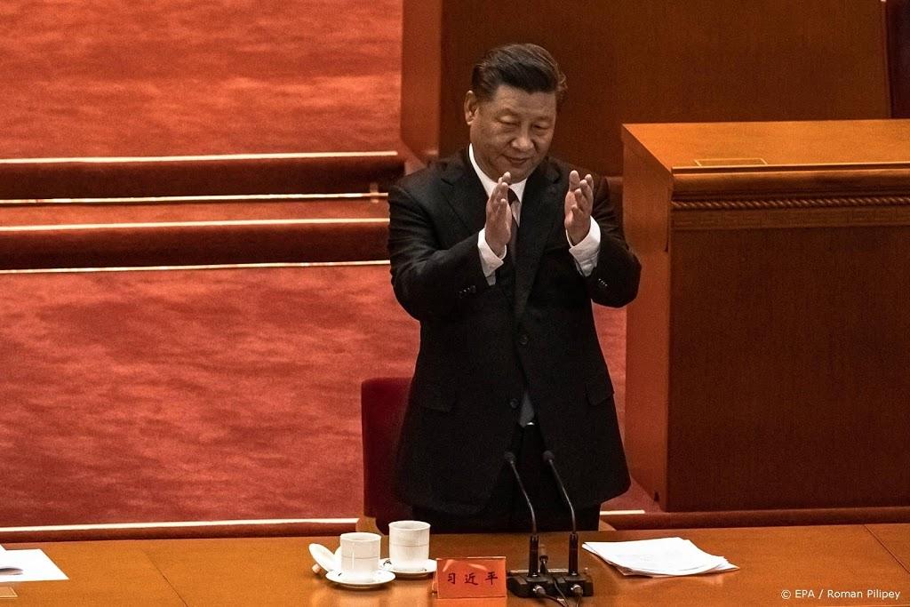Chinese president Xi Jinping feliciteert Joe Biden