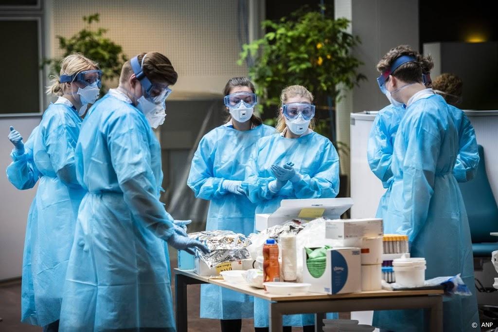 Meer coronapatiënten opgenomen in ziekenhuizen