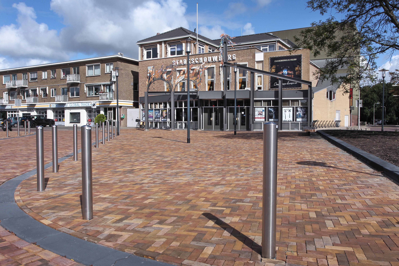 Velsen 'te laat' met ingrijpen bij Stadsschouwburg Velsen