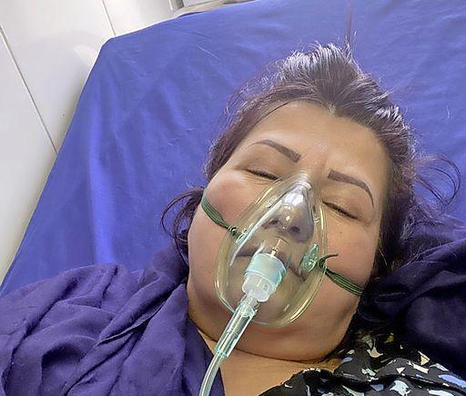 Inzamelingsactie voor IJmuidense Nadera Wardak, die in Afghaans ziekenhuis worstelt met corona en hoog oplopende medische kosten niet zelf kan betalen