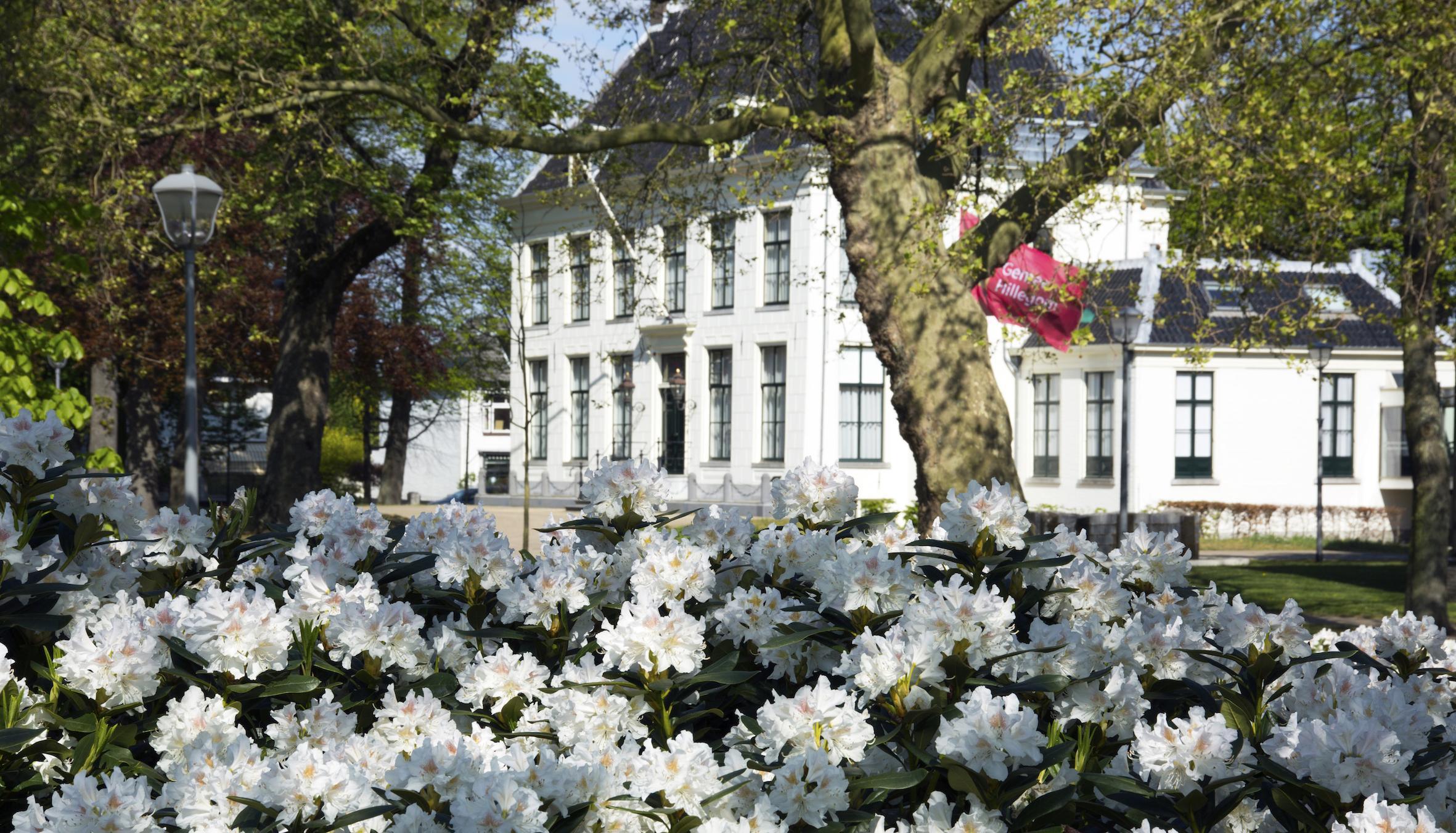 Twee winnaars bij fotowedstrijd 'Mijn favoriete Hillegomse gebouw'