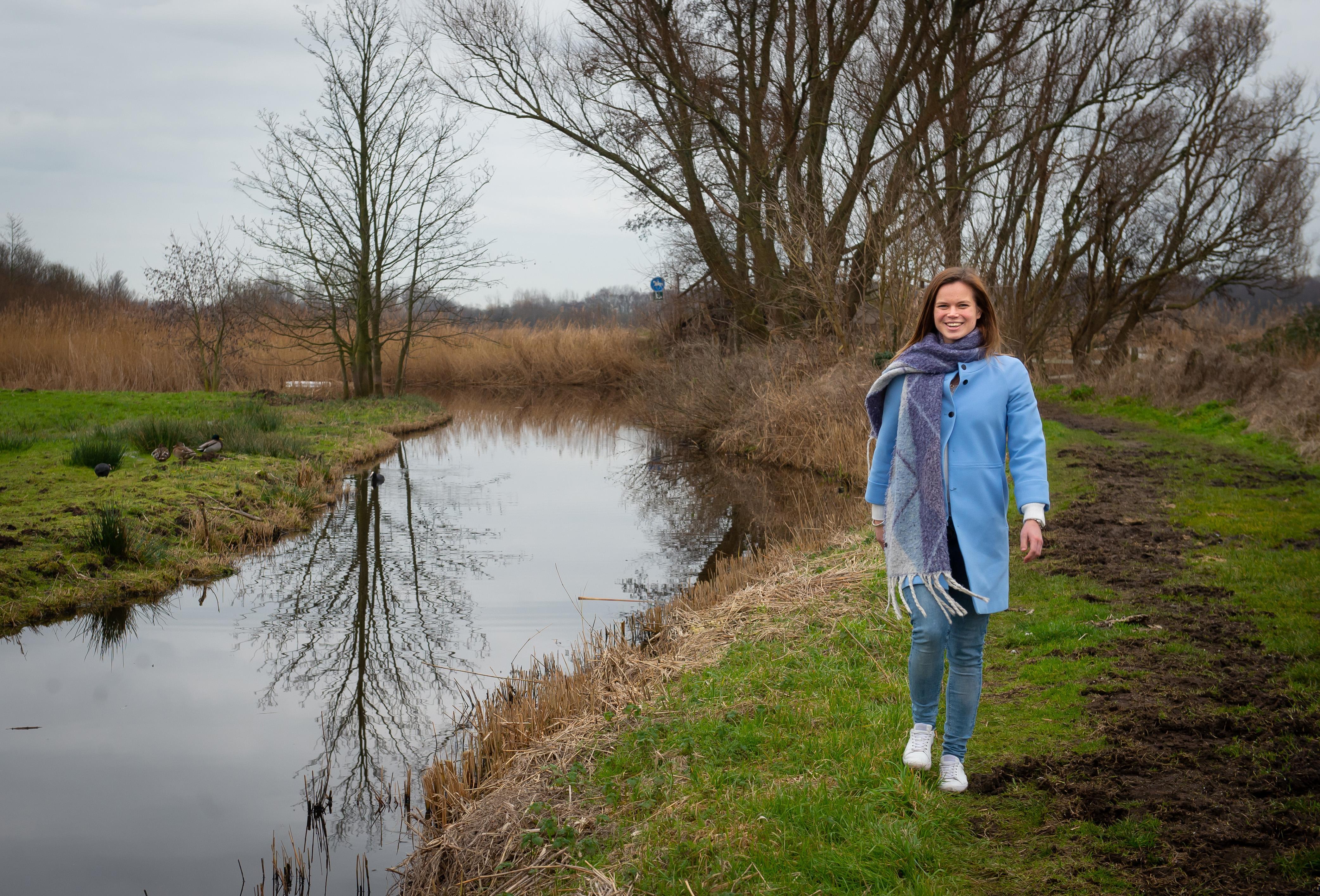 Wandelcoach Lizzy Posch: 'Kom in beweging, ga wandelen en maak ruimte in je hoofd'